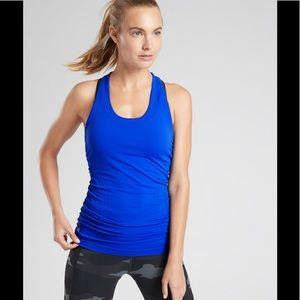 Athleta   Blue Tank